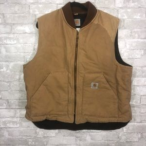 Men's Carhartt Vest Size Large